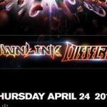Downlink & Dieselboy @ UK Thursdays / Monarch Theatre - Blood, Sweat, Bass Tour