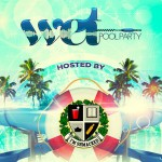 Wet Pool Party 2014 ft W&W, Carnage - Sunday, April 6, 2014