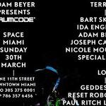 Drumcode Miami 2014