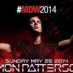 Simon Patterson & Sied Van Riel @ Monarch Theatre #MDW2014 - Sunday, May 25, 2014