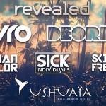 Revealed Recordings @ Ushuaia