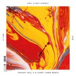 AN21 & Max Vangeli - Tonight (Will K & Corey James Remix) [Artwork]