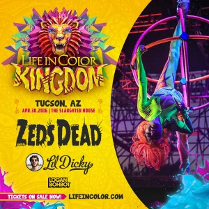 Life in Color Kingdom on 04/30/16