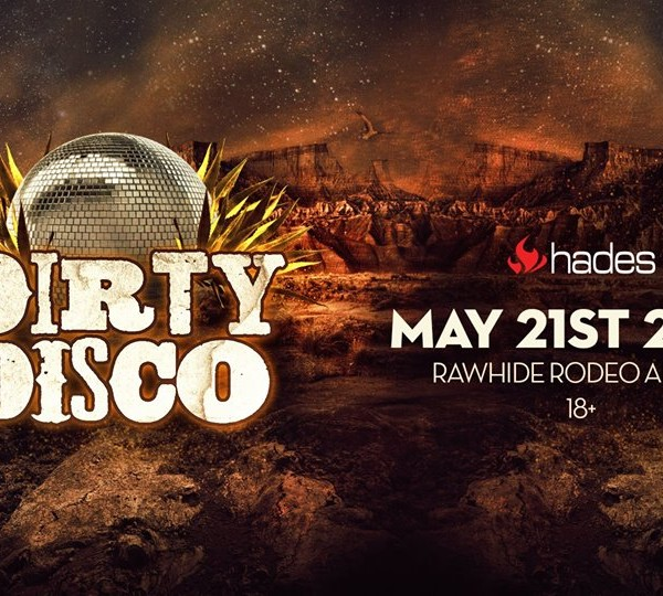 dirty disco header