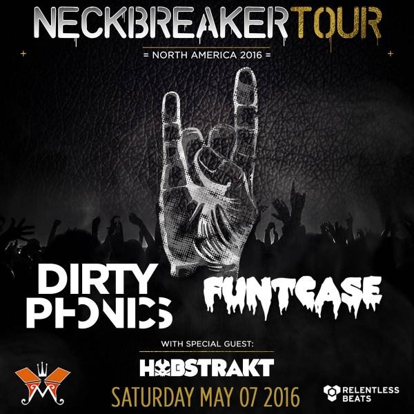Neckbreaker Tour
