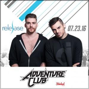 Adventure Club on 07/23/16