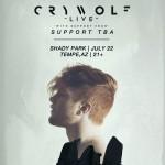 Tempe AZ July Crywolf IG