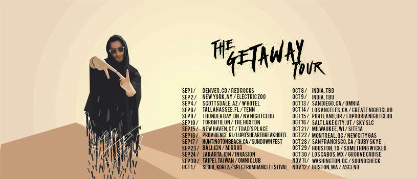 The Getaway Tour