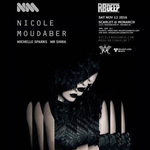 Nicole Moudaber on 11/12/16