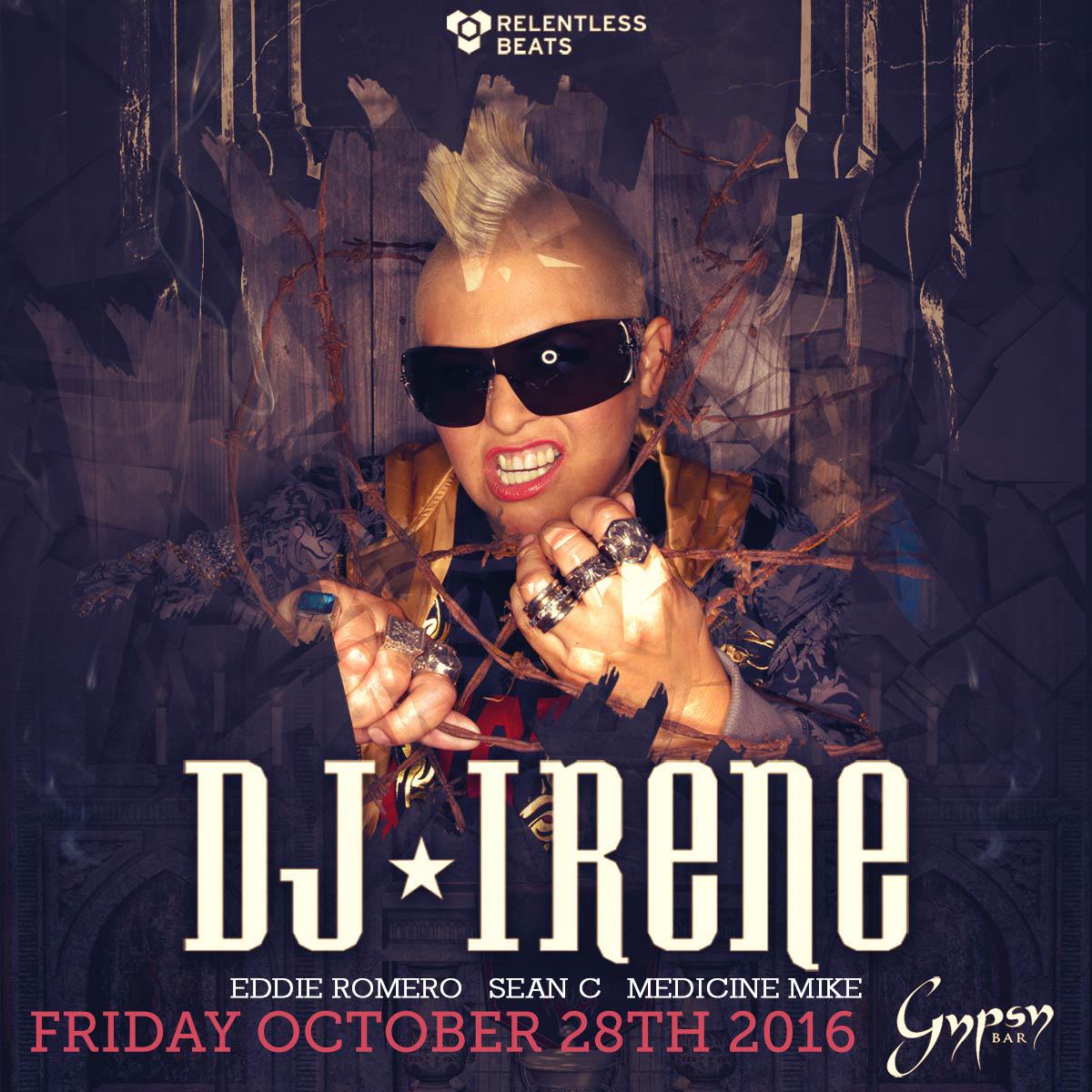 Dj Irene Tour