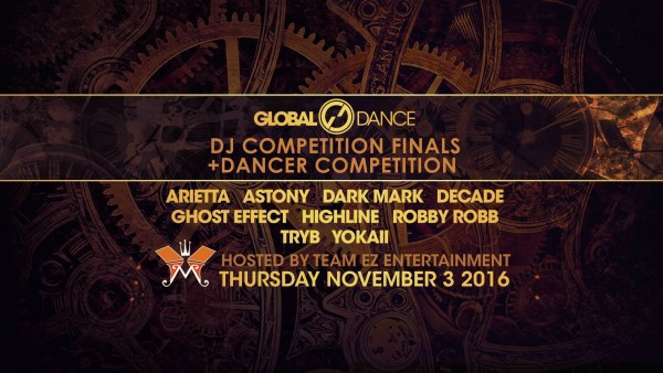 global DJ competition