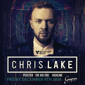 Chris Lake on 12/09/16
