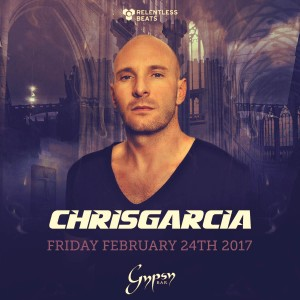 Chris Garcia on 02/24/17