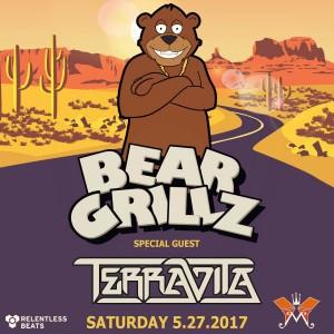 Bear Grillz + Terravita on 05/27/17