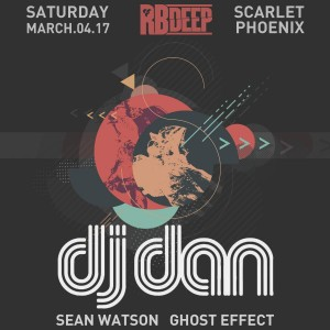 DJ Dan on 03/04/17