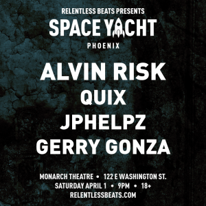 Space Yacht Phoenix on 04/01/17
