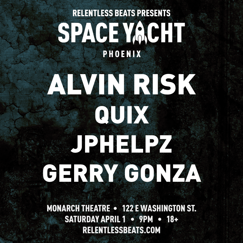 Flyer for Space Yacht Phoenix