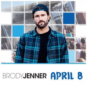Brody Jenner on 04/08/17