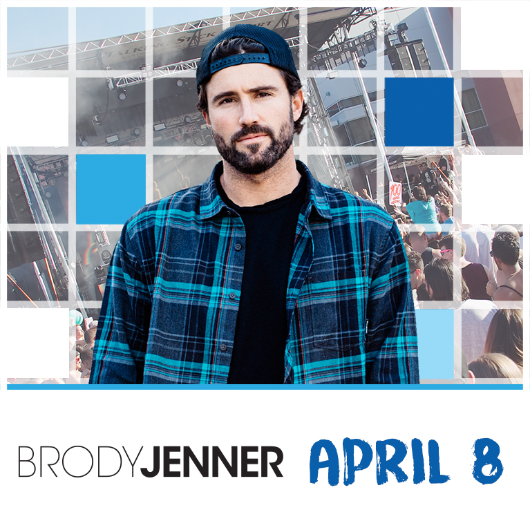 Flyer for Brody Jenner