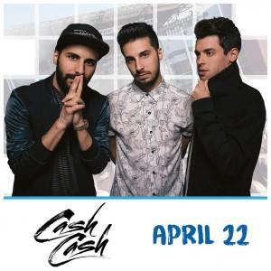 Cash Cash on 04/22/17