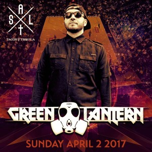 Green Lantern on 04/02/17