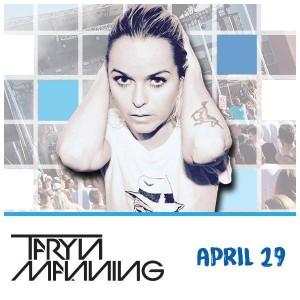 Taryn Manning on 04/29/17