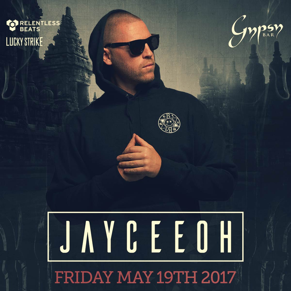 Flyer for Jayceeoh