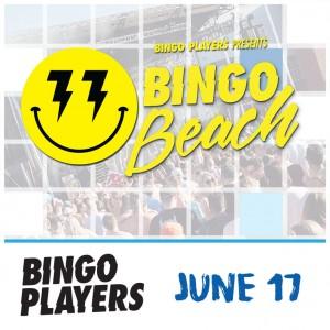 Bingo Players present Bingo Beach on 06/17/17