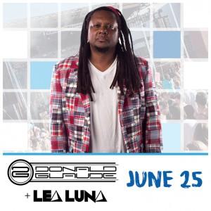 Donald Glaude + Lea Luna on 06/25/17