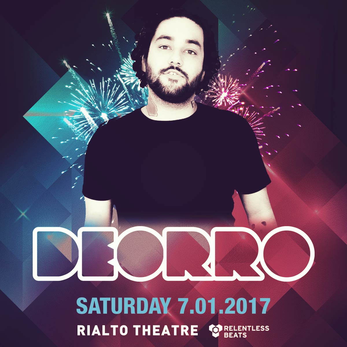 Flyer for Deorro