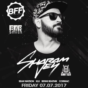 Sharam Jey at BFF on 07/07/17