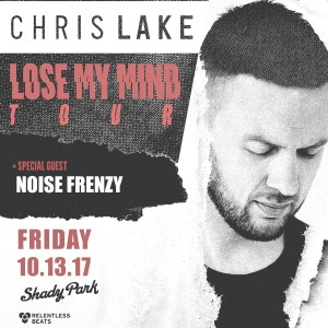 Chris Lake on 10/13/17