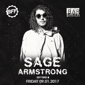 Sage Armstrong at BFF on 09/01/17
