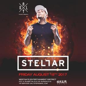 Stellar on 08/18/17