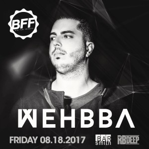 Wehbba at BFF on 08/18/17