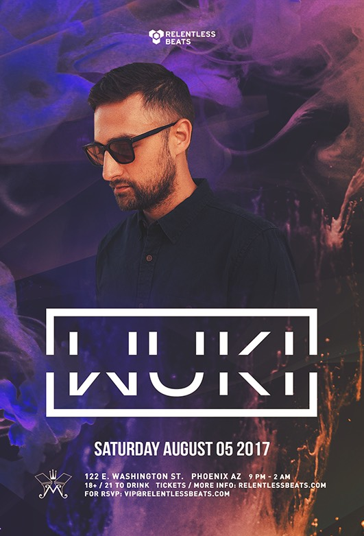 Flyer for Wuki
