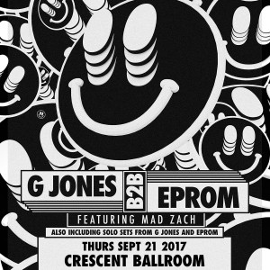 G Jones b2b EPROM on 09/21/17