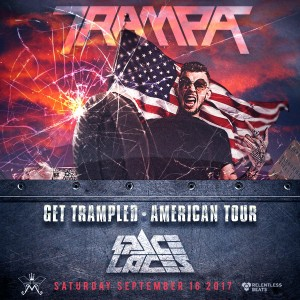 Trampa + Space Laces on 09/16/17