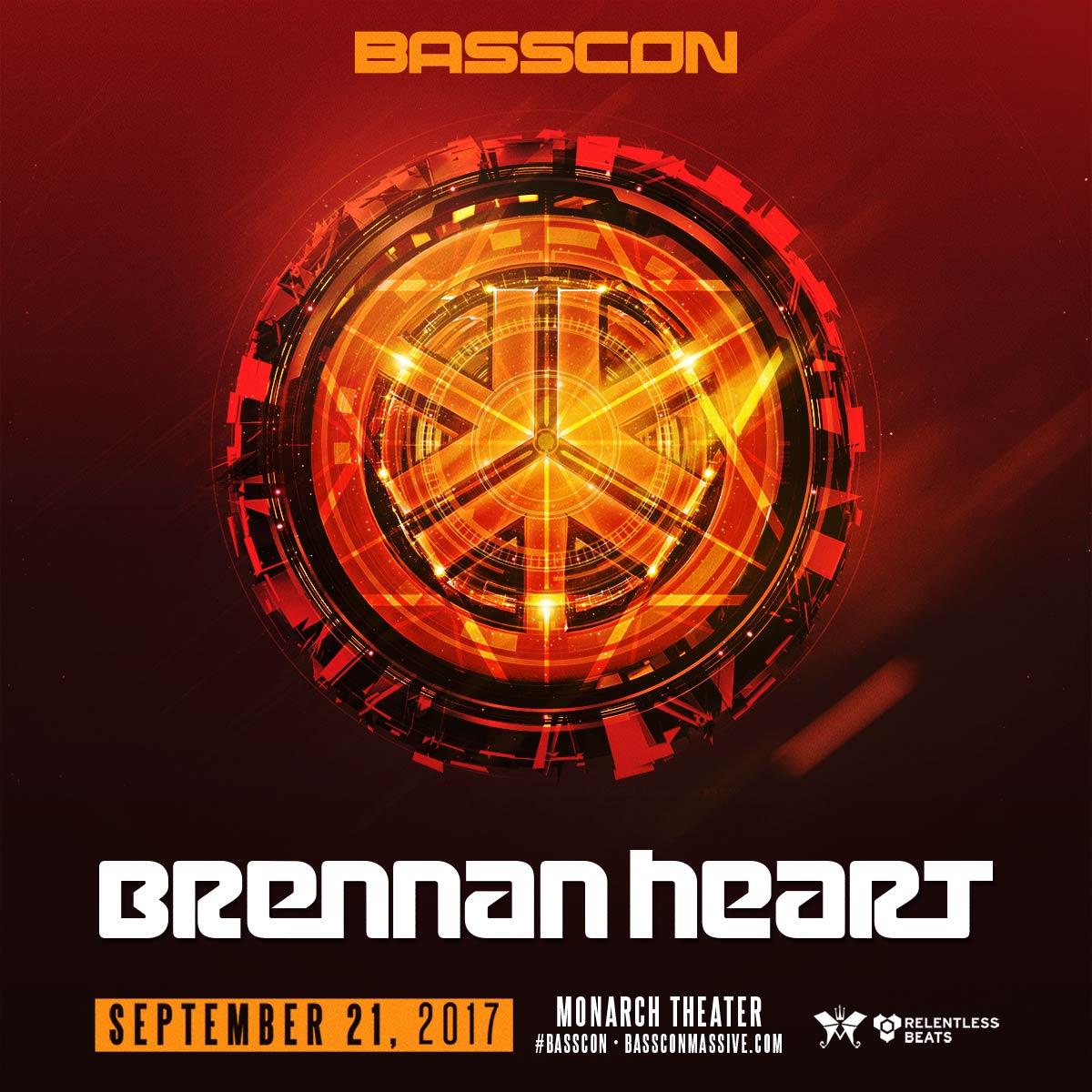 Flyer for Brennan Heart