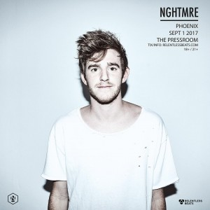 NGHTMRE on 09/01/17