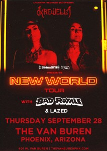 Krewella - New World Tour on 09/28/17