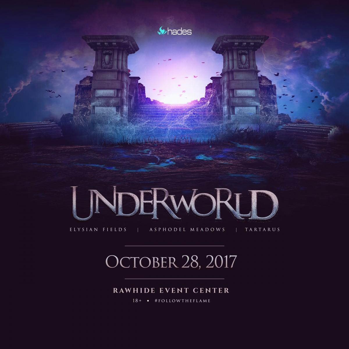 Flyer for Underworld