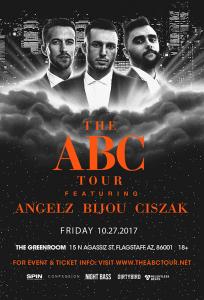 ABC Tour: Angelz & Bijou - Flagstaff on 10/27/17