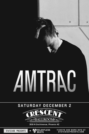 Flyer for Amtrac