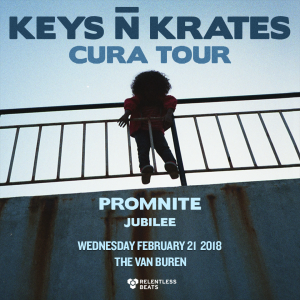 Keys N Krates Cura Tour: Phoenix on 02/21/18